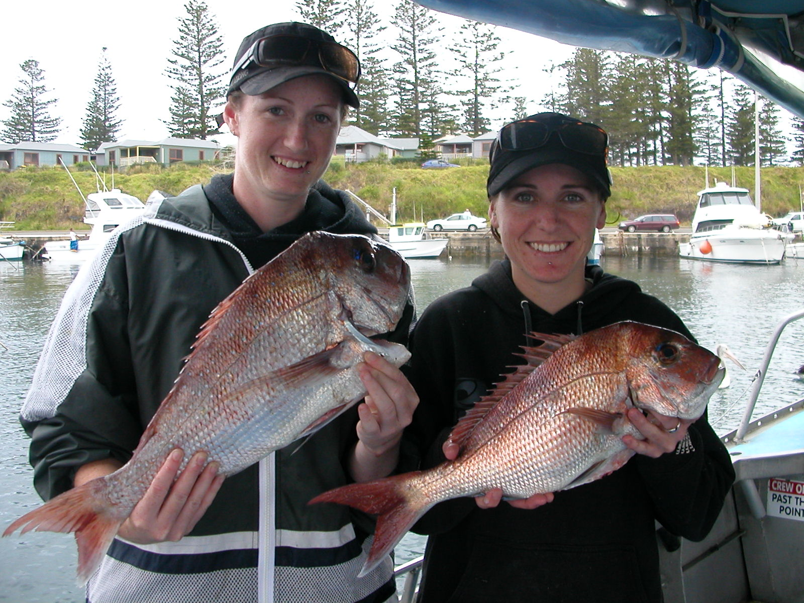 LADIES SNAPPER DAY2