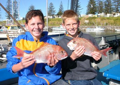 snapper for the young ones