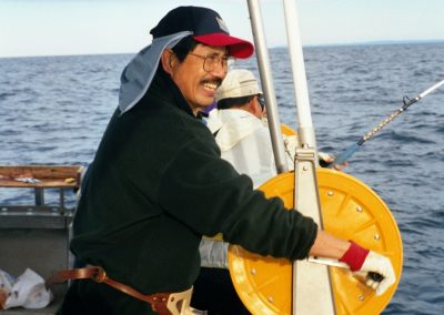 winch for Deep Sea fishing